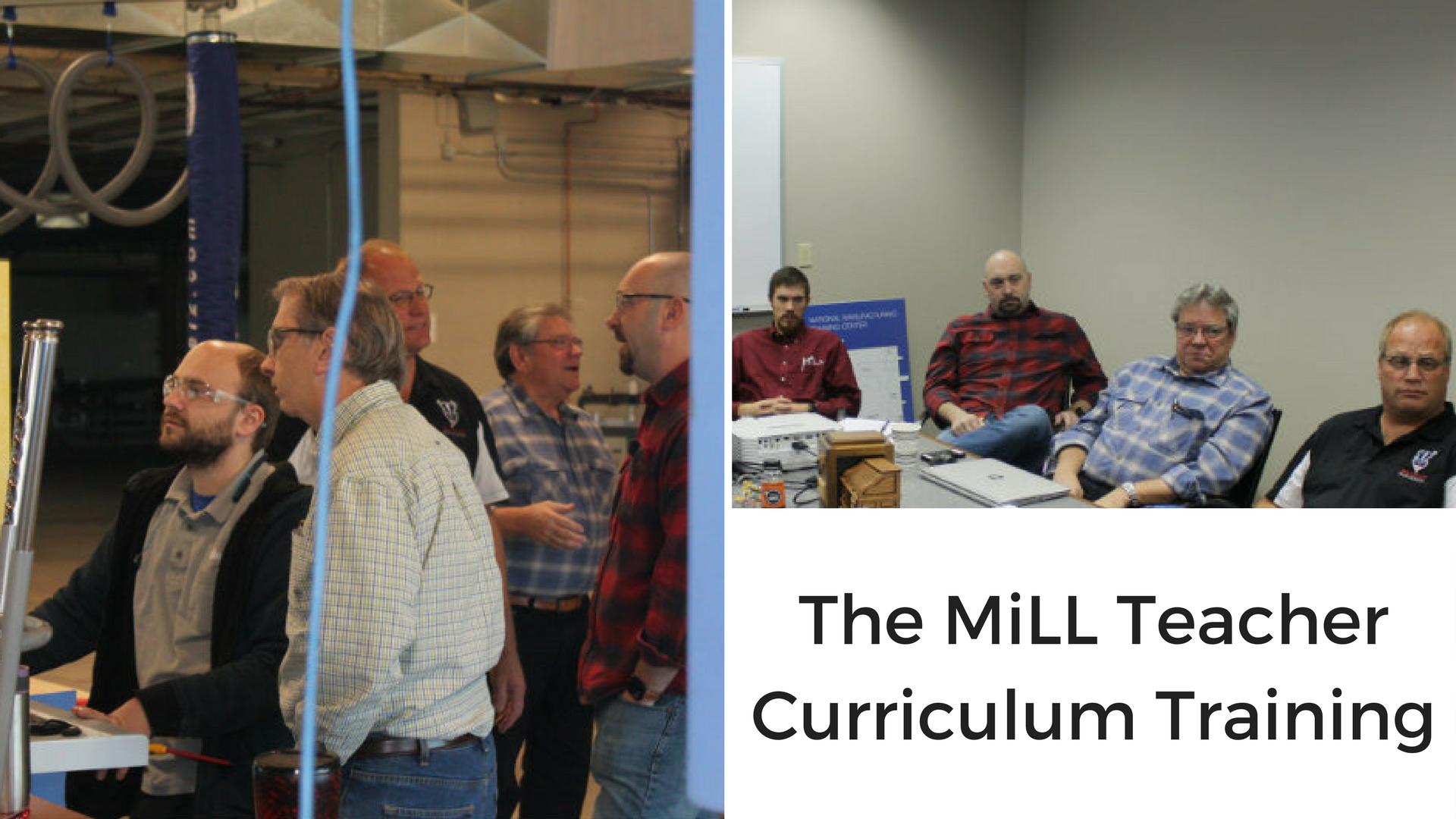 The MiLL Academy Holds its First MiLL Curriculum Teacher Training